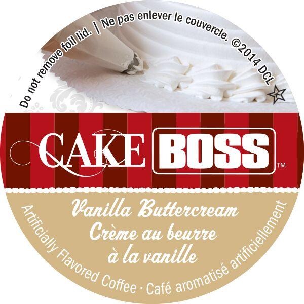 CB Vanilla Buttercream