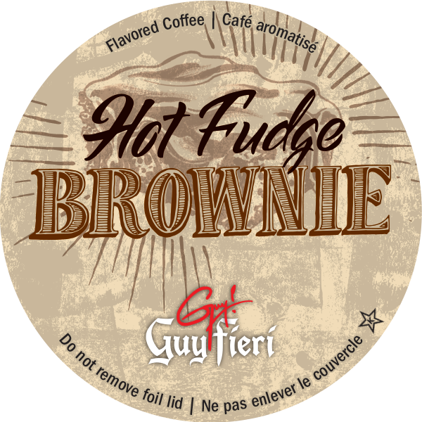 GF Hot Fudge Brownie