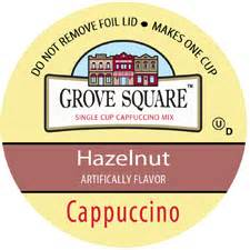 Grove Square Hazelnut
