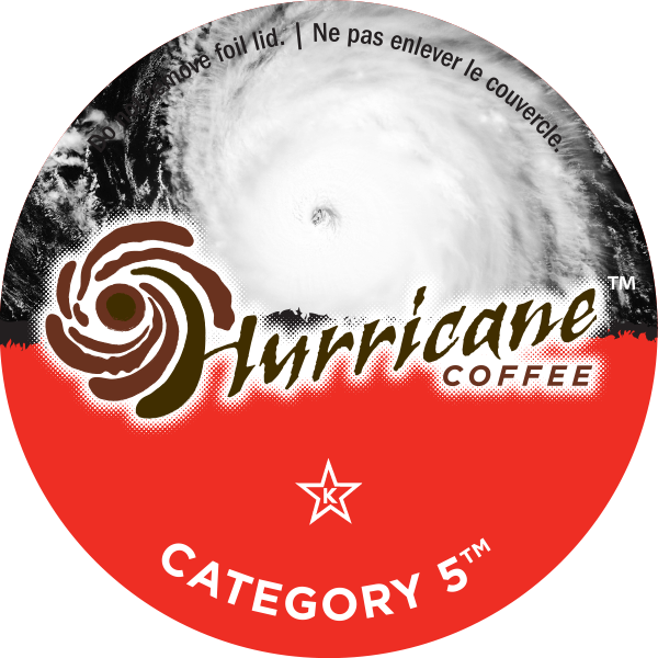 Hurrican  similar to k-cups