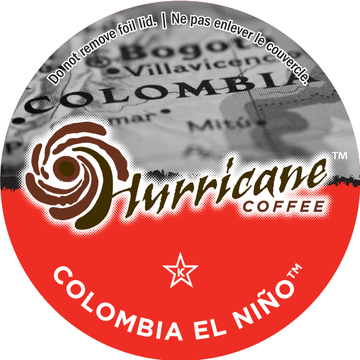 Hurricane Colombian similar to Keurig K-Cups