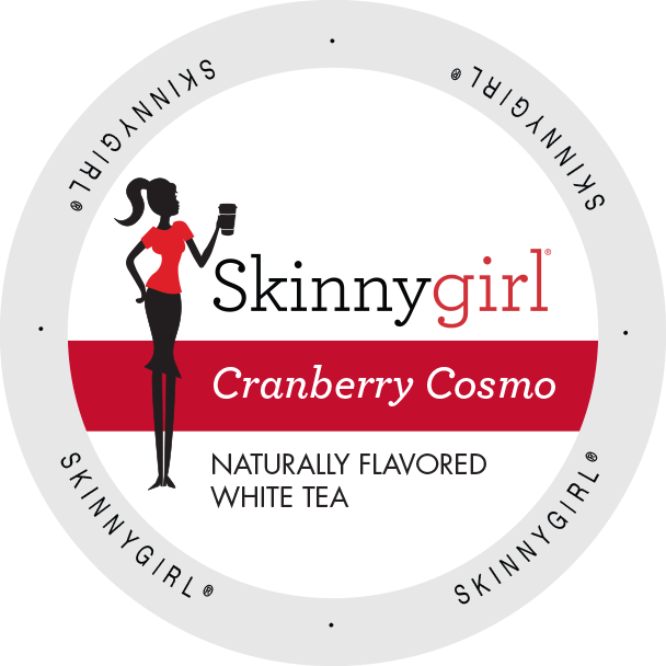 Skinny Girl Cranberry healthy single coffee cups