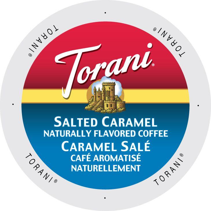 Torani Salted Caramel icup