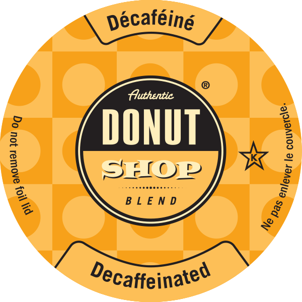 ADS Decaf k-cups