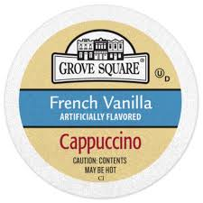 Grove Square French Vanilla